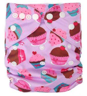 Pocketluier - Grote cupcakes-0