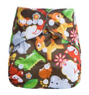Pocketluier - Dieren uit het bos-0