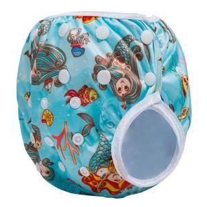 Zwemluier - kleine zeemeermin-0
