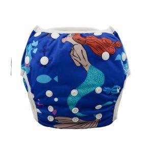Zwemluier - Zeemeermin 3-0