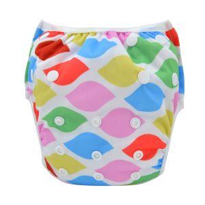 Zwemluier Wasbaar Bababoe - Kleuren - 4 tot 18 kg